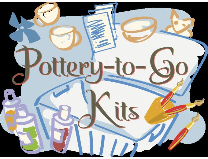 Pottery to go Kits